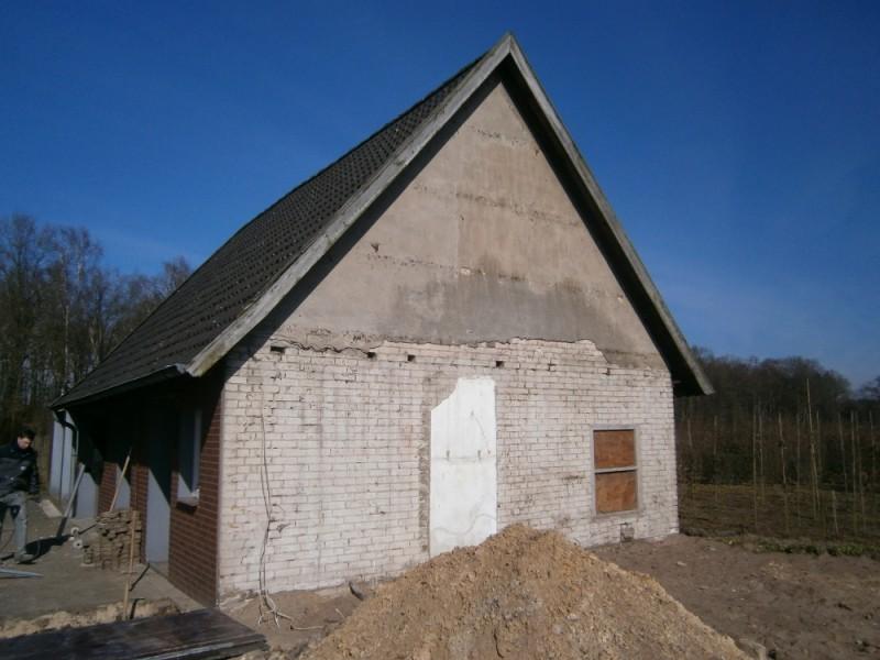 """Sanierung eines Altbaus zum """"Fast""""-Sonnenhaus in Menslage"""