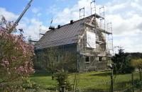 Sanierung eines Altbaus zum Sonnenhaus in Menslage