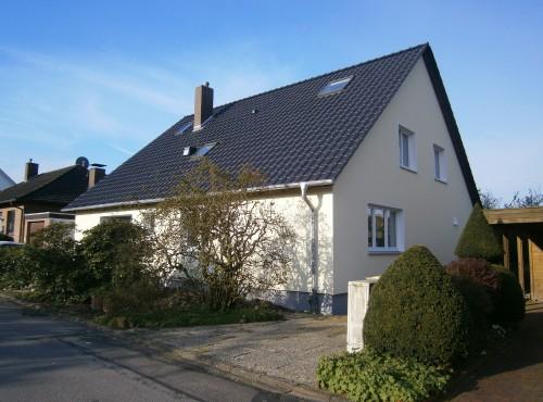 Energetische Sanierung eines Einfamilienhauses in Bissendorf