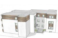 Energiekonzept für ein Mehrfamilienhaus